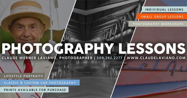 Claude Werner Laviano Photography | Lessons | Portraits | Prints